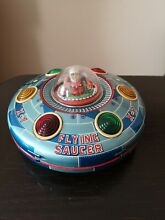 Flying saucer x7 original 1960