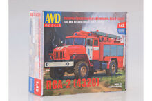 Avd 1301avd 1 43 model kit fire and