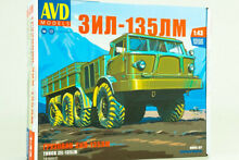 Avd 1416avd 1 43 model kit zil