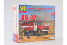 Avd 1034kit 1 43 model kit ac 40