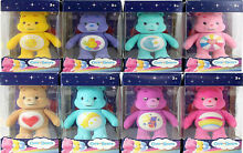 Care bear mini flocked collectible