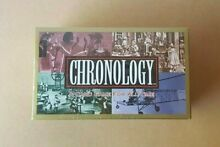 New 1996 chronology a card game for