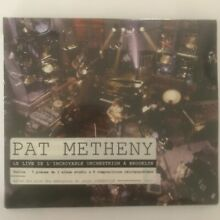 Pat metheny the project 2 cd