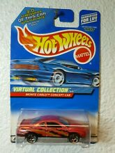 2000 virtual collection hot wheels