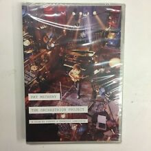 Pat metheny the project dvd new