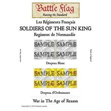 Battle flag soldiers of the sol
