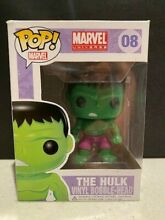 Funko pop vinyl marvel original