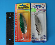 Toronto wobbler the original 2 pcs
