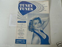 1953 no 119 tuney tunes music