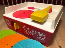 Fisher price record player 995