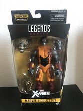 Legends x men colossus baf warlock