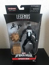 Legends spiderman symbiote spider