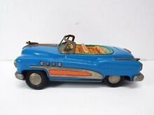 Rare japan tinplate 1949 buick