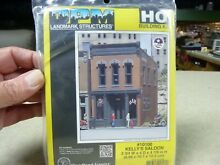T ho building kit kelly s saloon
