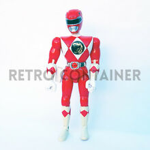 Bandai power rangers 1993 red