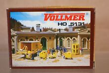5131 ho scale postal accessories