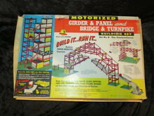 1960 kenner motorized girder panel