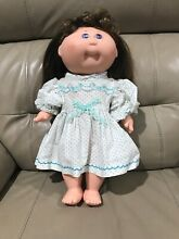 Cabbage patch doll signed