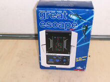 Electronic games great escape neu