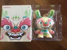 Dunny 8 imperial lotus dragon by