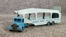Dinky toys meccano pullmore car