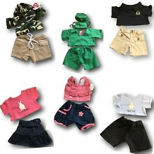 Teddy bear clothes fit 15 inch