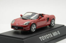 Toyota mr s scale 1 43 by