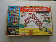Kenner girder panel and bridge