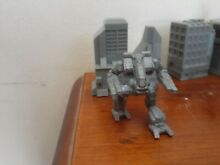Battletech mechwarrior 1 285 scale