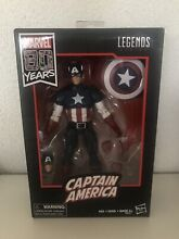Legends captain america 80 years