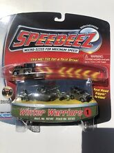 Winter warriors micro sized cars by