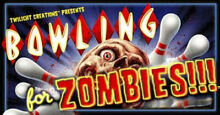 Bowling for zombies unbranded best