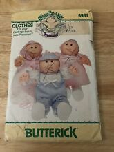 Preemie doll pattern