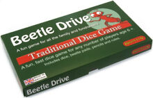 Beetle drive traditional dice game