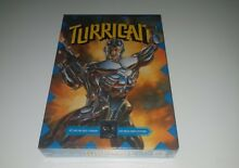 Turrican new blister usa sealed