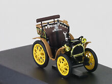 1 43 renault type a diecast alloy