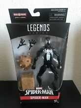 Legends spider man symbiote suit