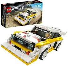 Lego 76897 speed champions car 1985