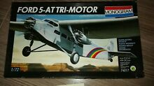Ford 5 at tri motor kit montaggio