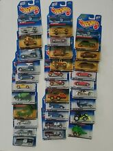 Hot wheels 2000 mainline collector