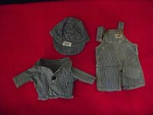 Rare authentic doll clothing 3 pcs