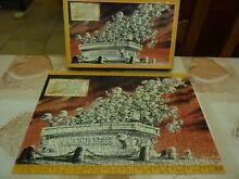 Puzzle jigsaw schtroumpfs rombaldi