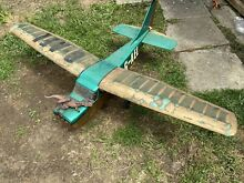 3 channel high wing airframe
