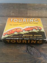 Touring automobile card game 1947