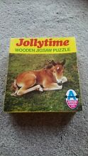 Jollytime children s wooden horse