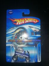 2006 hot wheels 151 moc