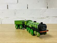 Compatible thomas the tank wooden
