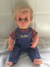 1970s second face doll