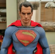 Hot toys man of steel 1 6 scale