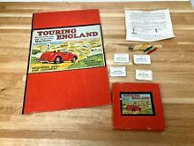 Touring england map board game by